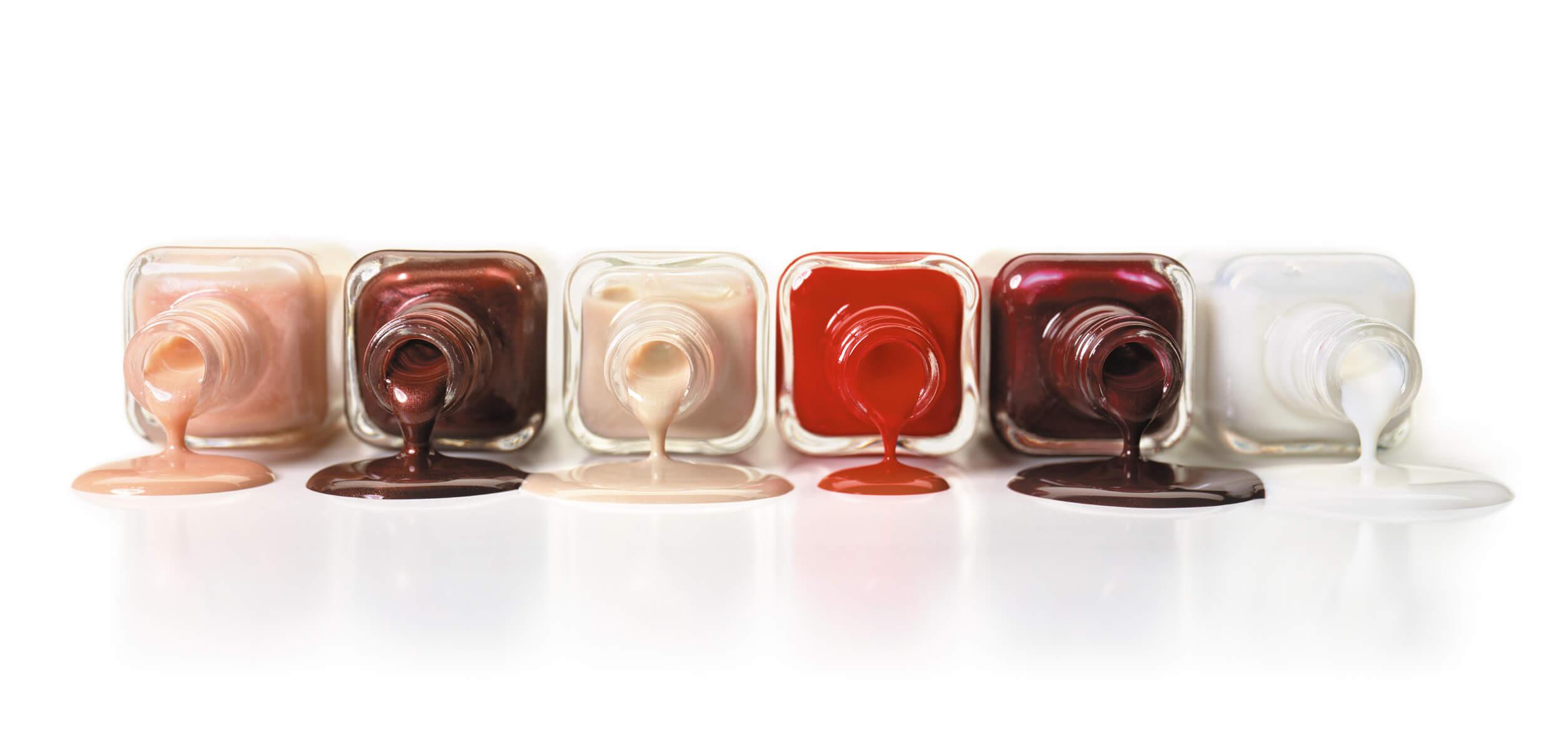 cores de esmalte que não podem faltar no salão de beleza
