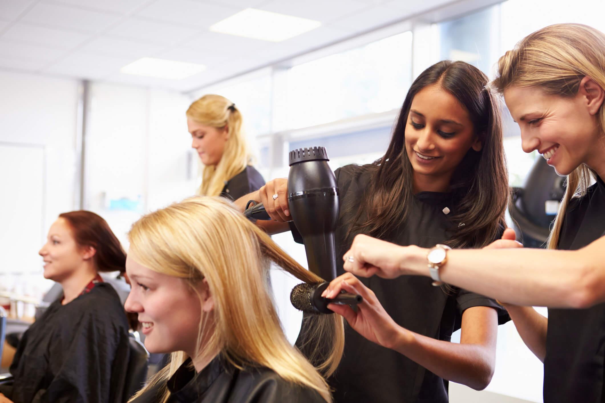 curso de cabeleireiro