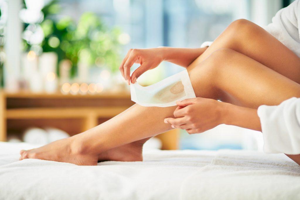 Como fazer depilação em casa